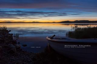 Mutusjärvi, Finland
