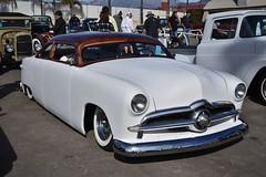2018 Grand National Roadster Show (USautos98) Tags: 1950 ford shoebox leadsled hotrod streetrod custom rockabilly grandnationalroadstershow gnrs pomona california