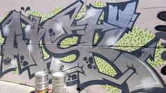 Askem... (colourourcity) Tags: streetart streetartaustralia streetartnow graffitimelbourne graffiti melbourne burncity awesome colourourcity nofilters original askem ask arsk sdm adn mdr