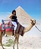 A Camel and Me (Lisa's Random Photos) Tags: camel camelride pyramid camels funstuff people peoplepictures picturesofpeople peopleoncamels camelback hump dessert dessertanimals