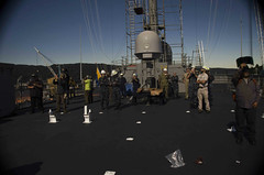 170821-N-DS883-074 (USS Frank Cable (AS 40)) Tags: ussfrankcable as40 submarinetender usnavy navy eclipse solareclipse portland oregon sailors civilianmariners msc militarysealiftcommand vigor shipyard solareclipse2017