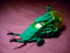 FebRovery 2018 - Rover #83 (Crimso Giger) Tags: lego moc febrovery 2018 vehicle rover space