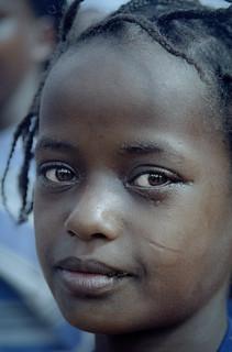 Ethiopia : Kibish, portrait #3