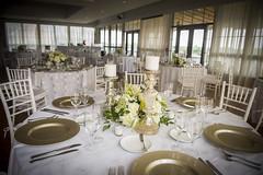 Randor Hunt Weddings (jscottcatering) Tags: randor hunt wedding landscape tablesettings centerpiece setup decor