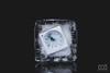 21/365 - Freezing Time (Forty-9) Tags: photoaday time softbox efs1785mmf456isusm forty9 3652018 365 2018 21365 yongnuospeedliteyn560iv day21 photr strobist tomoskay 21012018 january yongnuo lightroom canon strobism studio efslens sunday eos60d project3652018 21stjanuary2018 clock ice icecube freezingtime project365 flash playonwords