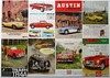 Great British Sports Cars: 1950s-1970s (pefkosmad) Tags: jigsaw puzzle hobby leisure pastime complete 1008pieces used secondhand gibsons greatbritishsportscars1950s1970s collage advertising nostalgia sportscars
