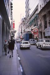 Florida, B.A. (ƒliçkrwåy) Tags: calle florida street buenos aires city urban 1970 argentina hsbc bank