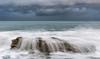Argaka Storm (JoshyWindsor) Tags: cyprus beach landscape storm agnitravel longexposure argaka canonef1635mmf28l seascape waterflow weather stormclouds canoneos5dmarkiii