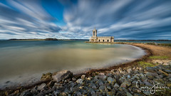 The Smallest Church In The Smallest County. (simonjohnsonphotography.uk) Tags: d850 landscapephotography nikon rutlandwater longexposure pano photography normantonchurch simonjohnsonphotography rutland panorama landscape nikonuk leefilters