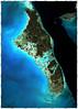 Andros Island, Bahamas True Color (sevcik.cartography) Tags: map andros bahamas satellite cartography copernicuseu