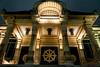 Entrance Gate (Ballet Lausanne) Tags: tokyo tsukiji night d800 tsukijihonganji 築地本願寺