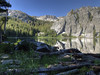 Rosalie Lake (fractalv) Tags: california inyonationalforest anseladamswilderness jmt lake