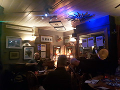 Monthly folky pub session