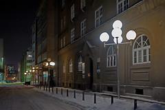 Street lights (Matjaž Skrinar) Tags: 100v10f 250v10f