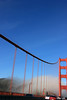 Blue Skies with a Touch of Fog (JB by the Sea) Tags: sanfrancisco california january2018 goldengatebridge goldengate bridge