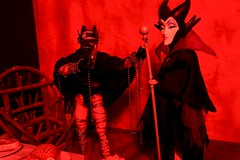 Paprihaven 1319 (MayorPaprika) Tags: canoneos50d 16 custom diorama toy story paprihaven action figure set disney maleficent mattel hasbro unger dungeon castle