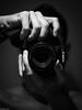 Jugando con la luz (Eugercios) Tags: portrait retrato selfportrait autoretrato selfie blanco branco black white negro preto bnw bw bn camara camera canon650d canon photographer photography fotografia foto photo picture