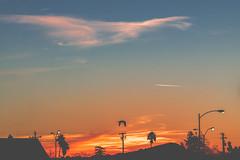 Cool Cali sunrise. (LDM707) Tags: green sonomacounty santarosa bayarea canon1200d canonphotography teamcanon photo amateurphotography instagood sky goldenhour clouds gameoftones