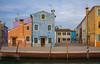 Burano (Branka Komazec) Tags: burano veneto isola colori fiaba case inverno