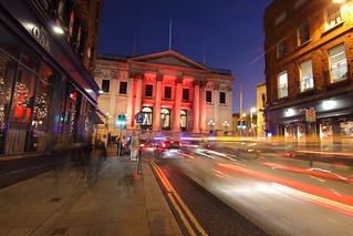 Dublin City in Motion
