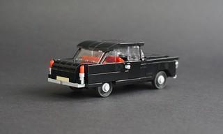 Anonymous Black Sedan - 02