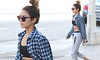 Venessa Hudgens Shows Off Her Unbelievable Abs (ginniferadam89) Tags: vanessa hudgens doesnt let her nude photo leak stop sexy gym routine los angeles usa