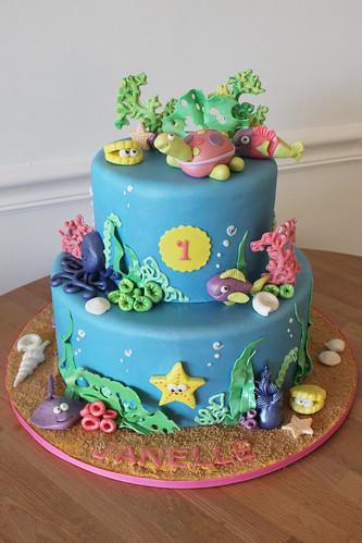 Peachy Kids Birthday Cakes Oakleaf Cakes Bake Shop Funny Birthday Cards Online Overcheapnameinfo
