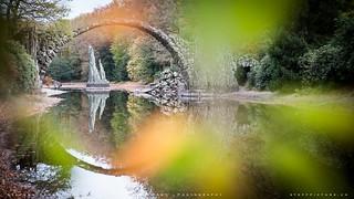 ~ Träumereien bei der Rakotzbrücke ~