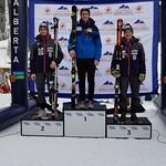 Myles Kowalczyk-Alexander Valentin-AB FIS GS 2nd&3rd