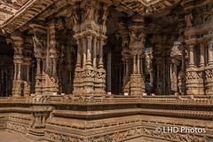 Hampi (LHDPhotos) Tags: architecture hampi india stone masonry