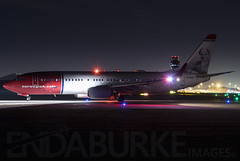 Norwegian LN-NIA 2-2-2018 (Enda Burke) Tags: lnnia avgeek aviation norwegian egcc runway ringway travel takeoff taxiing taxiway boeing boeing737 boeing737800 mcr manchesterairport manchester man manc manairport manchesterrunwayvisitorpark manchestercity canon canon7dmk2 night nightime