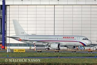 A320-214 VQ-BDR ROSSIYA