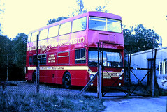 Slide 113-79 (Steve Guess) Tags: gomshall london transport dms hospitality daimler fleetline davis cullin
