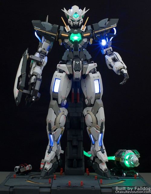 PG Exia - Completed Build 29 by Judson Weinsheimer