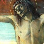 BELLINI Giovanni,1465-70 - Le Calvaire (Louvre) - Detail 15 thumbnail