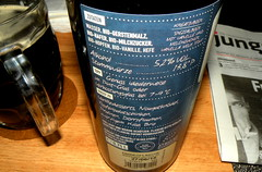 Stiegl Milchstraße03 (che1899) Tags: bier beer stout milkstout stiegl vanillamilkstout milchstrase