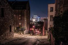 Montague Hill, Bristol, UK (KSAG Photography) Tags: bristol uk unitedkingdom england europe city urban skyline cityscape landscape night nightphotography nikon november 2017 autumn hdr architecture