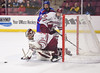 Hockey v Lowell -17 (dailycollegian) Tags: carolineoconnor umass amherst mullins center press conference umasslowell lowell shutout win matt murray niko hildenbrand coach carvel
