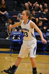 Making history: Varsity Girls Basketball vs. Molalla (SSMO Campus) Tags: vc vchs valiants girls basketball molalla
