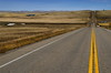 Hilly Autumn Highway (pokoroto) Tags: hilly autumn highway アルバータ州 alberta canada カナダ 9月 九月 長月 くがつ kugatsu nagatsuki longmonth 2017 平成29年 fall september