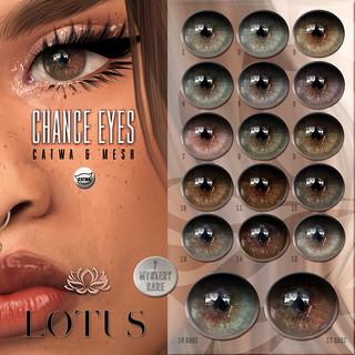 Chance Eyes @ The Season Story