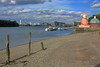 She Shall Sell no Seashells on this Seashore (innpictime ζ♠♠ρﭐḉ†ﭐᶬ₹ Ȝ͏۞°ʖ) Tags: sky london clouds greenwich se10 beach river boat water dome towers pontoon waterside city cranes thames shingle pier waterline amusement 514829270012841 leisure construction riverbank slide shore skyscrapers mooringposts sleepers weathered helterskelter greenwichfoottunnel launch