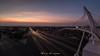 公明橋 (lwj54168) Tags: 公明橋 車軌 夕陽 台中 nikon d750 taiwan 1635mmf4 sunset