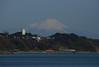 Mt.Daisen with Ichibata Railway (Yohsuke_NIKON_Japan) Tags: 200500mm nikon nikkor d600 shimane daisen matsue lakeshinji sanin 大山 松江 島根 宍道湖 望遠レンズ longlens