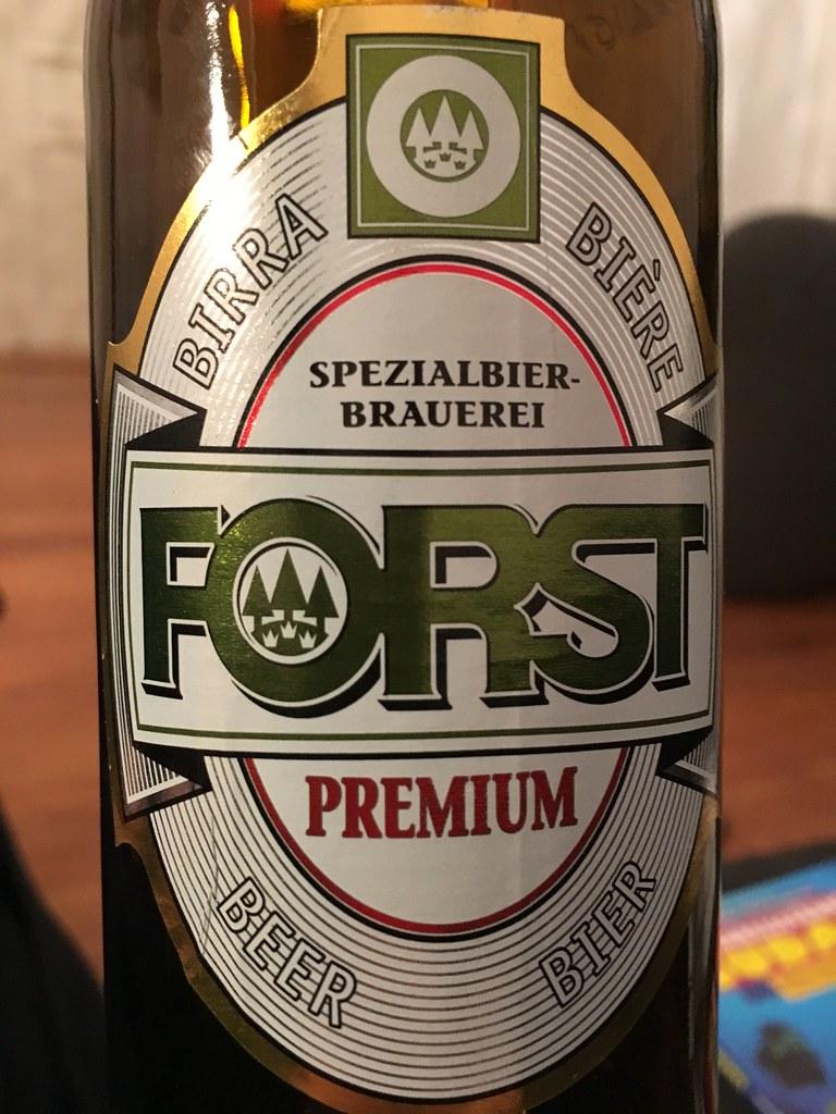 Birra forst chipmonk tags 2017 südtirol brixen italy alps beer bier