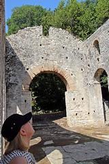 Albania day trip - Butrint, Albania - UNESCO World Heritage Centre (Dis da fi we (was Hickatee)) Tags: butrint albania unesco world heritage centre buthrotum greek city roman