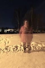 DSC05191 (jaaselin) Tags: pirkkala suomi finland cold freezing minus18 winterwonderland finnishwinter loukonlahti realwinter evening europe wonderfull happy