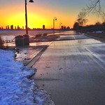 Toronto Ontario - Canada - Lake Ontario - Sunset thumbnail