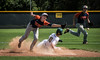 Safe at Second (Beth Reynolds) Tags: baseball base game field action play high school safe slide second