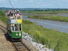 Seaton Tramway P1340690mods (Andrew Wright2009) Tags: dorset england uk scenic britain holiday vacation seaton devon tramway tourist tramcar